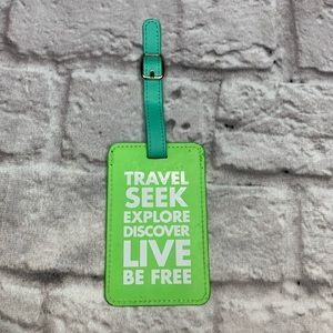 Accessories - Adventure Vibes | Luggage Tag